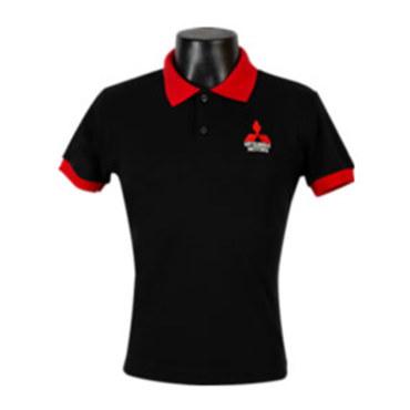 Camiseta Polo com Punho